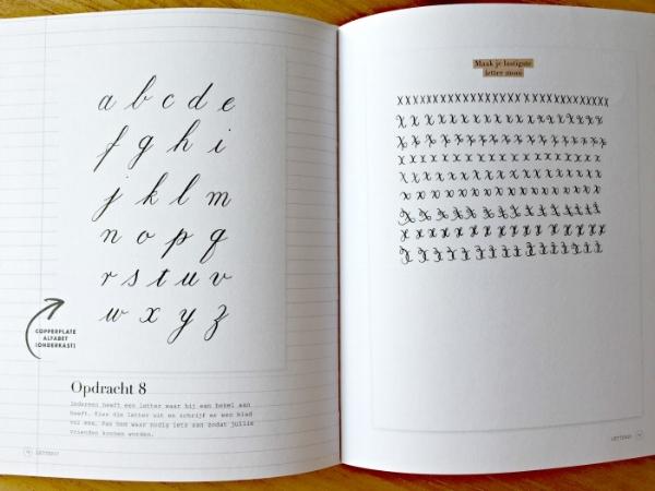 Jules and Louis Blog - Letters - boek met opdracht
