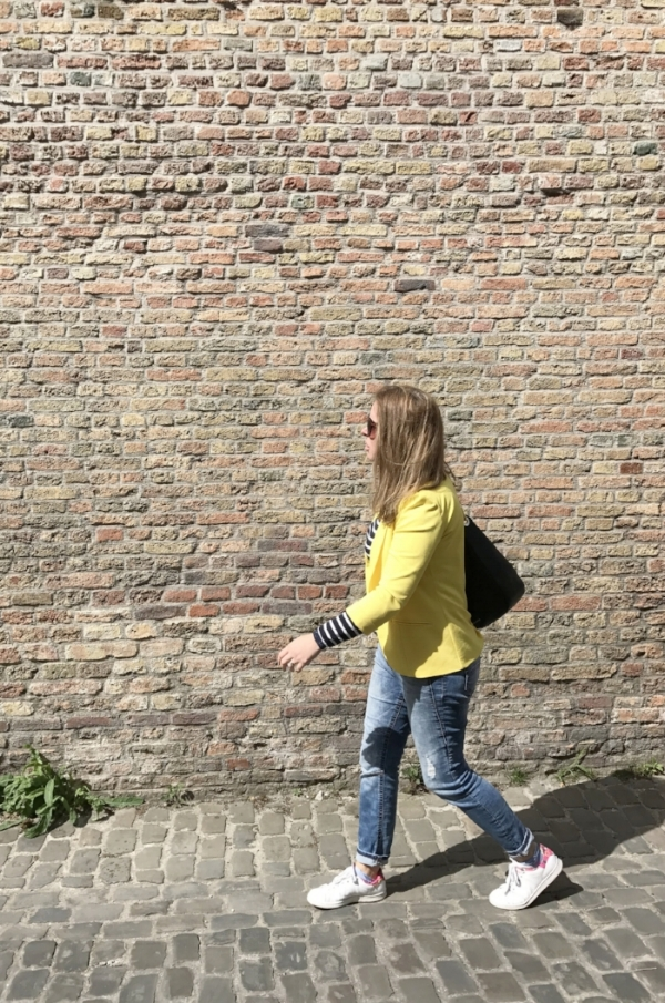 Jules and Louis Blog - Yellow On A Sunny Day