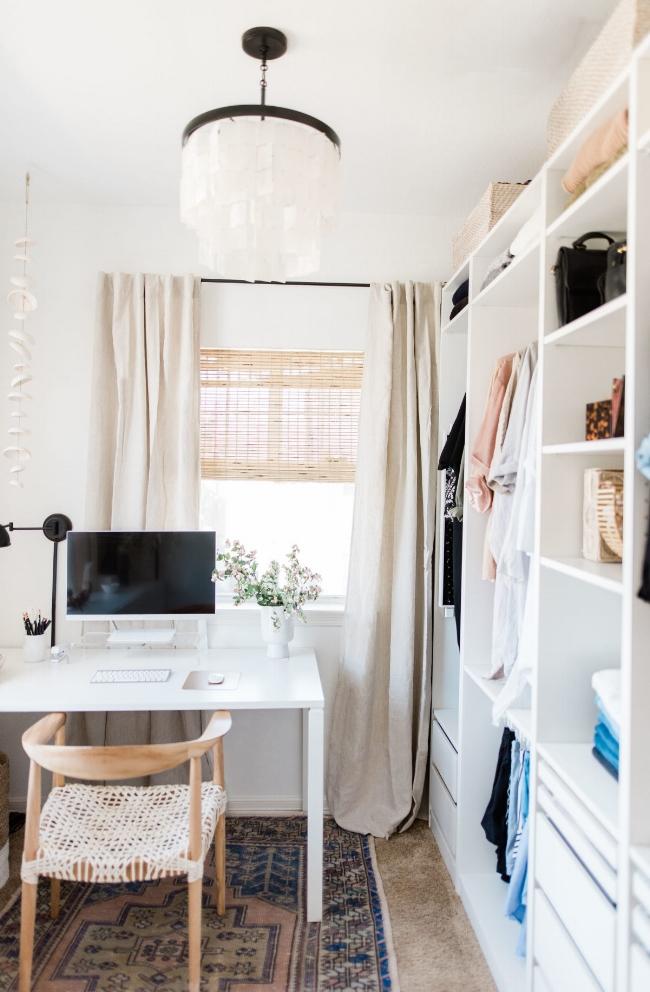 Jules and Louis Blog - Binnenkijken in een gezellig huis vol licht - gezellige werkplek