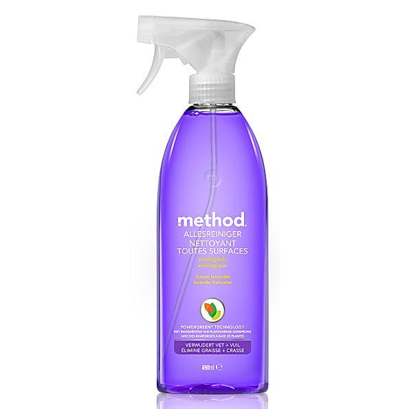 Method - Een Amerikaans merk mét leuke verpakkingen en kleurtjes dat natuurlijk is? Ja hoor, Method gebruikt zoveel mogelijk ecologische en natuurlijke ingrediënten in hun producten. En ze zijn gecertificeerd dierproefvrij door Leaping Bunny én PETA.