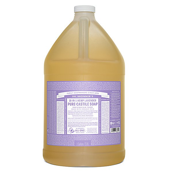Dr. Bronner's - Een Amerikaans groen merk dat 150 jaar ervaring heeft in zeep maken!