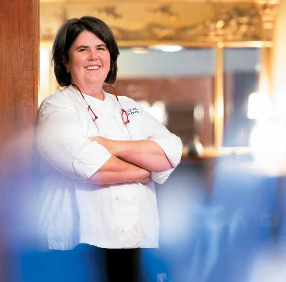 Chef/impresario Ouita Michel, a change agent of the regional dining scene, is planning her most ambitious restaurant yet  - Keeneland Magazine