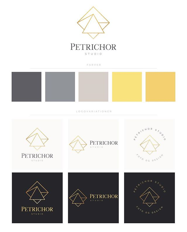 I thought I'd share my final branding board (more like logo variations probably) for Petrichor Studio. I'm working hard these days on getting ready to launch, but there's so much stuff to do. I think my boyfriend is pretty tired of me doing nothing but staring at my computer screen. I still have a lot of work to do, but it's also getting exciting! In the next few days, I'll be working on finishing my business plan and creating my website. 😁😁 — #branding #brandboard #logo #graphicdesign #logotype #illustrator #logoinspirations #graphic #socialmedia #photoshop #brand #vectorart #webdesigner #brandidentity #webdesign #graphicdesigner #startup #smallbiz #creative #graphics #smallbusiness #logodesigns #customlogo #smallbusinessowner #entrepreneur #startuplife #petrichorstudio # #businesslogo #success #identity