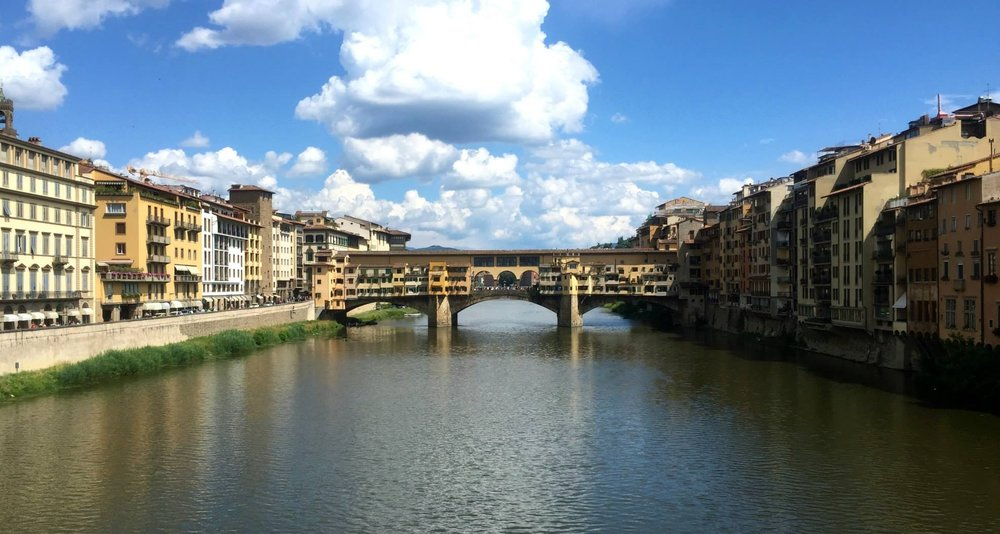 A photo from my solo trip to Florence.