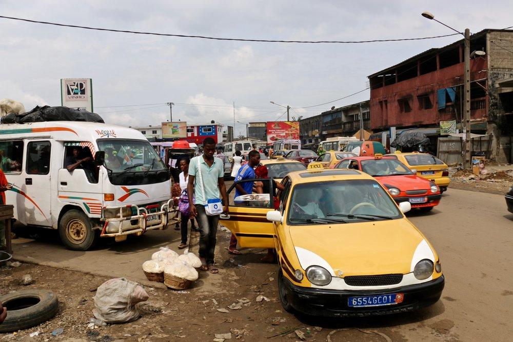 Abidjan - City