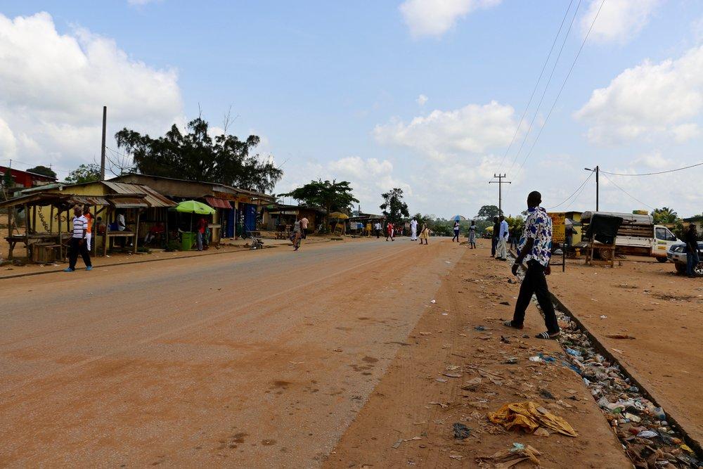 Alépé - Village