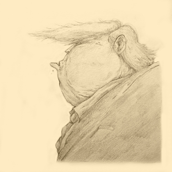 Trump x Stewart Chromik