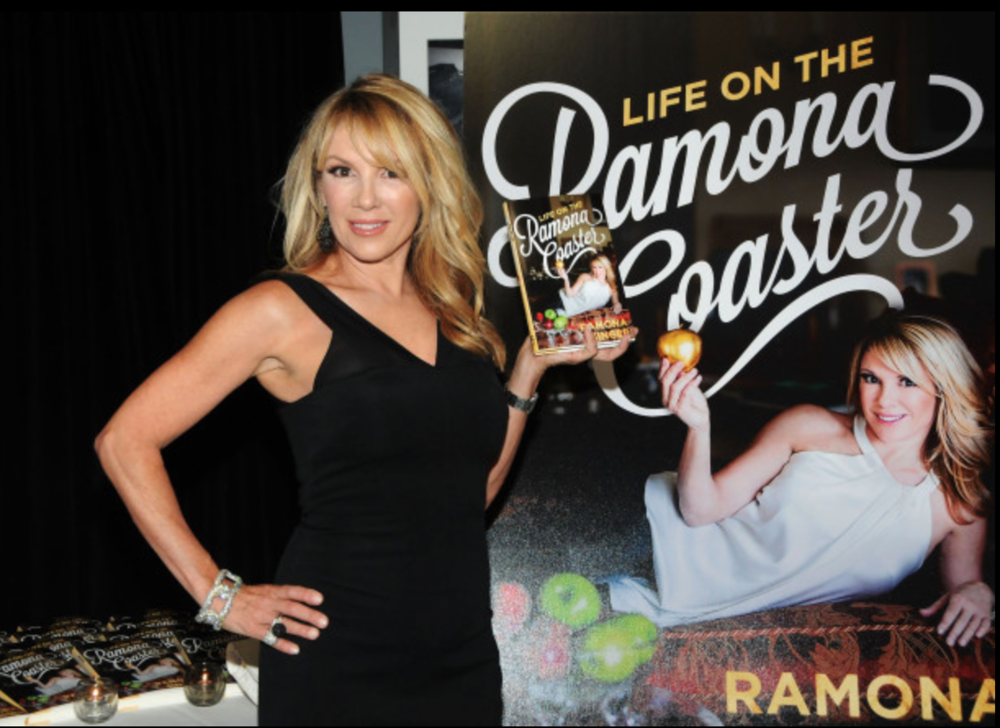 Ramona Singer celebrates the launch of her memoir -  Page Six