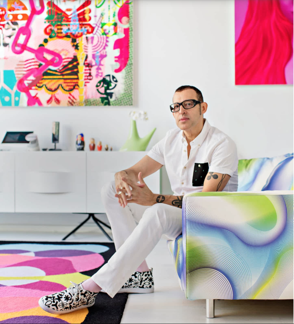 Karim Rashid talks personal taste: Part two -  FT: How to spend it
