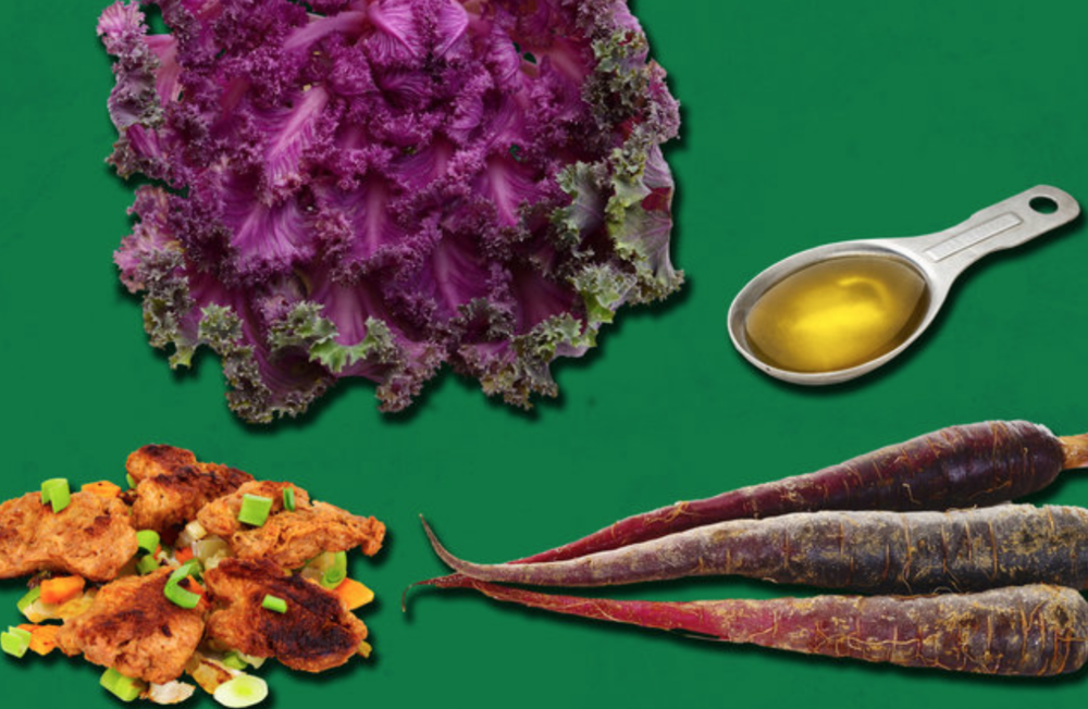 The Superfoods everyone will... -  Thrillest