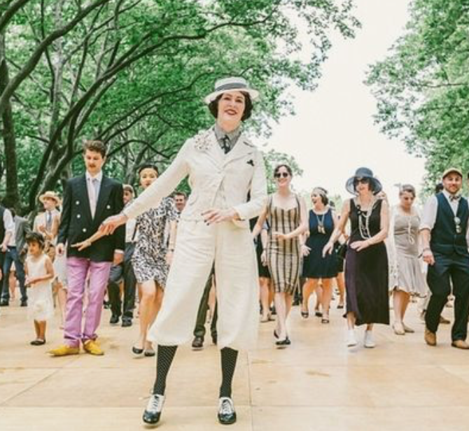 The 12th Annual Jazz Age Lawn Party -  Governors Island