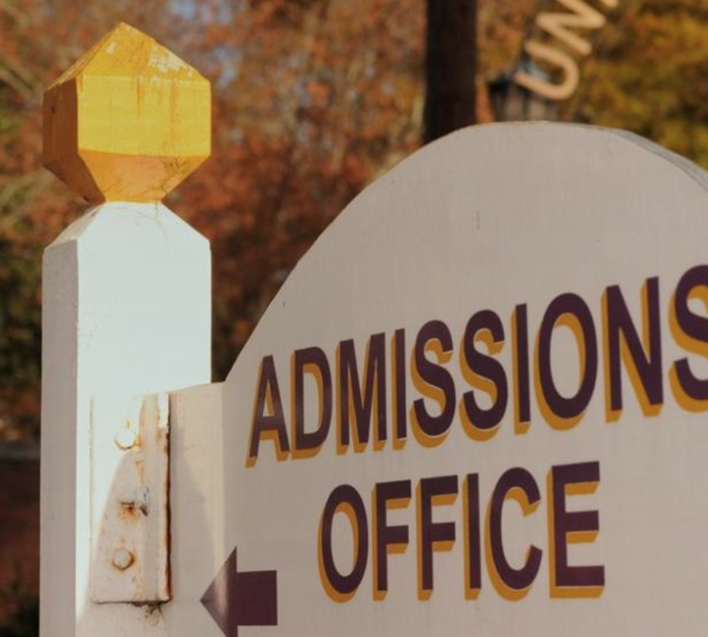 The College Admissions Process... -  US News