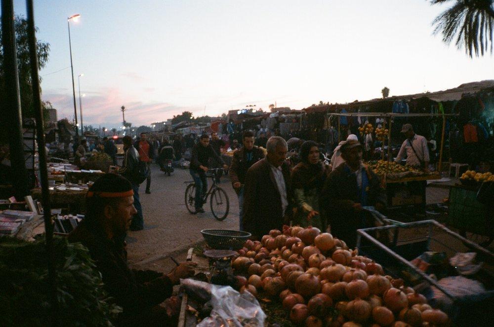 Medina, Marrakech, 2016