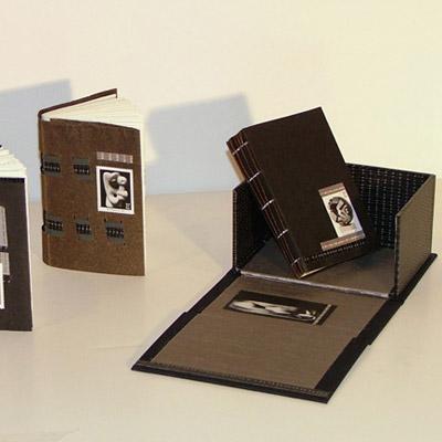Three Books in a Box (blank books)