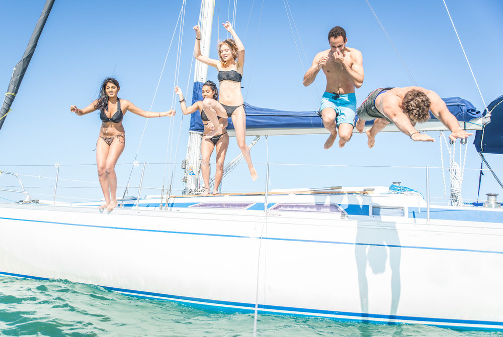 We are the leaders in private flotilla charters and have been organising bespoke flotillas for groups since 2014. Join us if you want to experience a new and unique way of sailing with your friends!