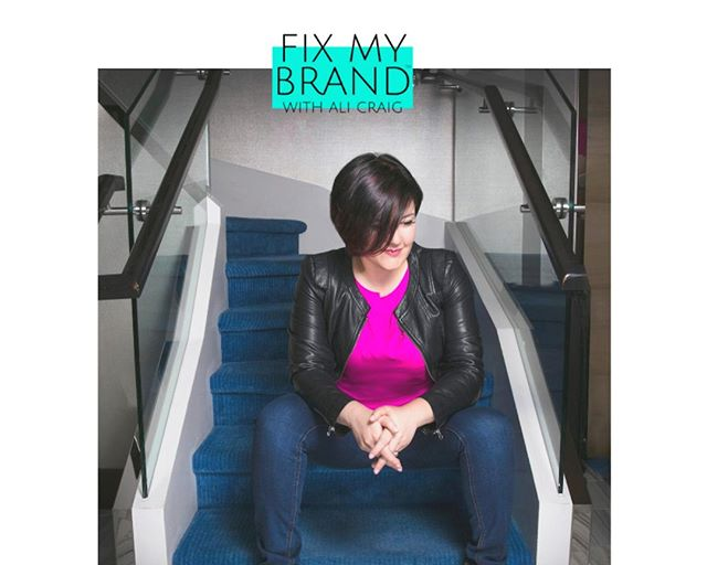 NEW EPISODE ALERT!! Episode 23 of Fix My Brand With Ali Craig airs TODAY at 2:30pm EST!! Tune into Facebook for the 24hr Exclusive Event!! : : :  Be sure to head over to fixmybrand.tv and download the Brandpreneur(TM) Network App on AppleTV, Roku, Amazon Fire, and Android TV, to watch all of Season 2!! @fixmybrandwithalicraig @thealicraig : : : #brandpreneurtv #learners #leaders #entrepreneurs #entrepreunerlife #edutainment #branding #marketing #business #docuseries #sparkstories #fixmybrandwithalicraig #empiher #theadvisers #socialproof #startupgirlsclub #beseen #docuseries #winthebusiness #changeyourbusiness #changeyourbrand #hustle #bossbabe #sidehustle #empire
