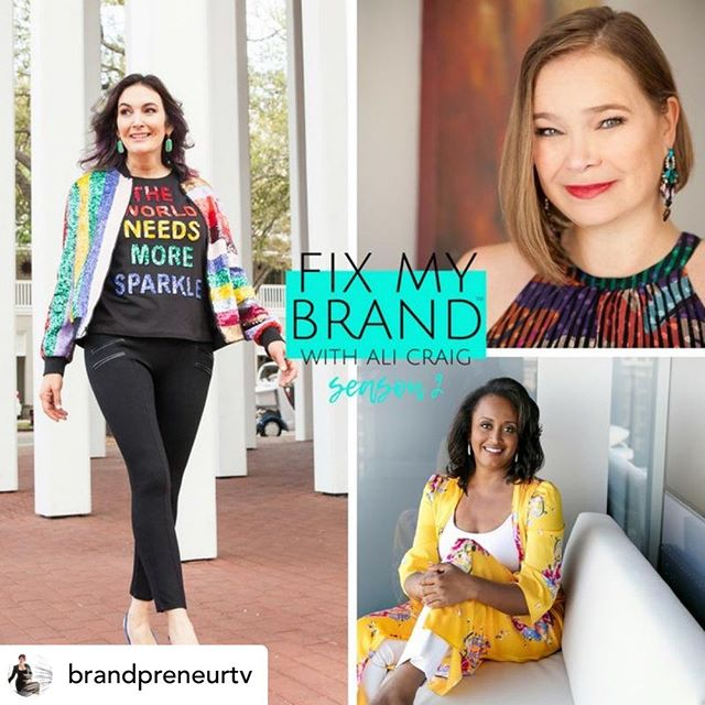 FINAL EPISODE ALERT!! The Season Finale of Fix My Brand airs today at 2:30pm EST! : Don't miss a minute of the action. Catch the 24 hours exclusive Facebook airing every Tuesday at 2:30 pm est and then going live on the Brandpreneur™ Network (http://bit.ly/2VGzAZ9 ) available on Apple Tv, Amazon Fire, Roku, and Android TV. : : #brandpreneurtv #learners #leaders #entrepreneurs #entrepreunerlife #edutainment #branding #marketing #business #docuseries #sparkstories #fixmybrandwithalicraig #empiher #theadvisers #socialproof #startupgirlsclub #beseen #docuseries #winthebusiness #changeyourbusiness #changeyourbrand #hustle #bossbabe #sidehustle #empire