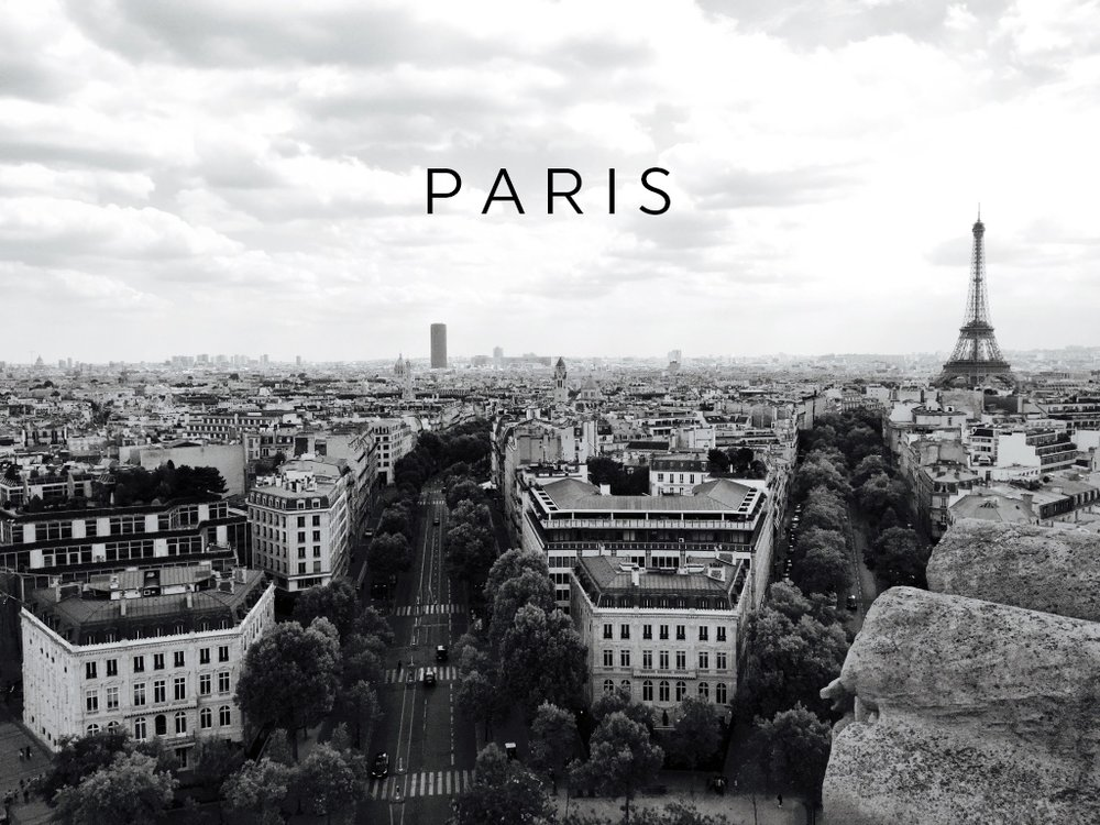 Paris, a family city