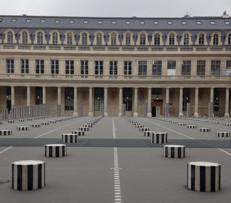 Urbanito Guides Jardin Du Palais Royal