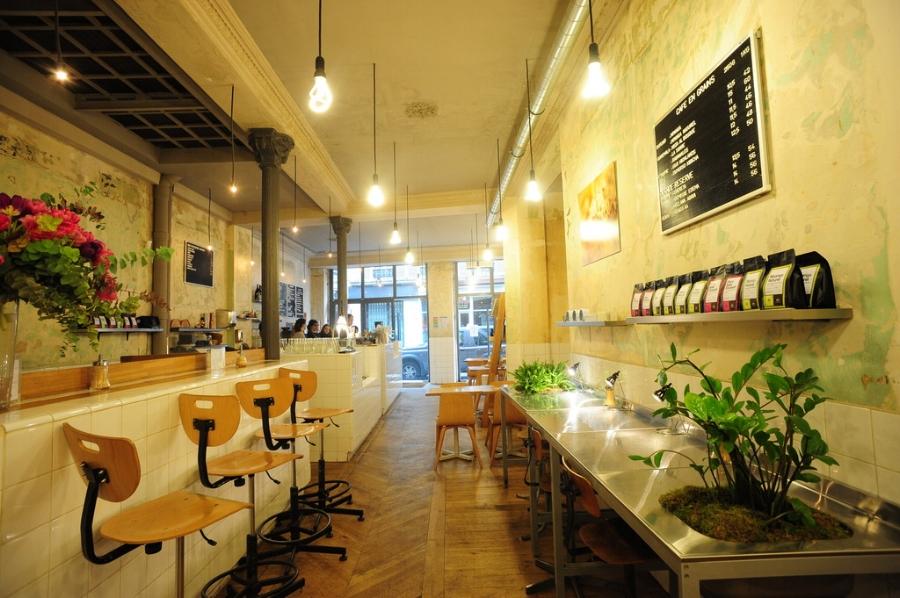 cafe coutume bar stools, paris