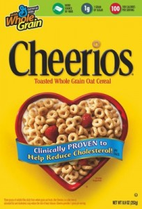 Cheerios Remove GMOs