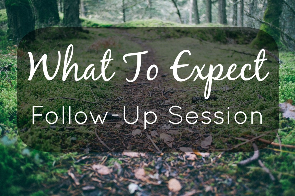 What To Expect Nutrition Follow-Up Session