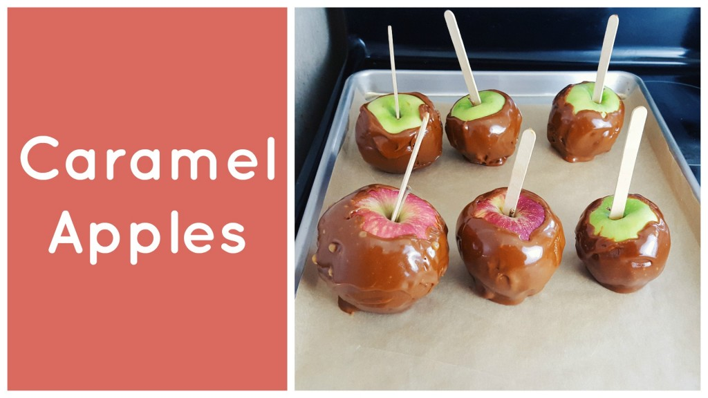 Caramel apples without corn syrup