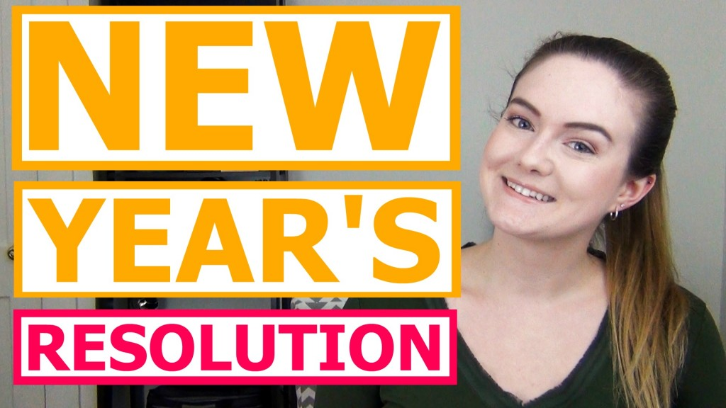 Lots of people set New Year's Resolutions, including this dietitian! Find out what her resolution is and how she's going to make it happen.