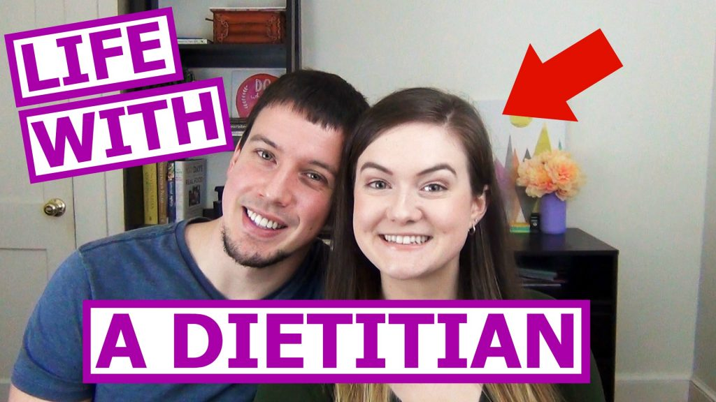 Ever wonder what it's like to be married to a dietitian? Here's the truth.