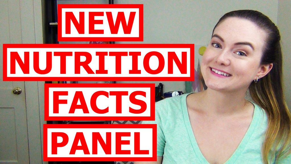 The FDA has approved a new nutrition facts panel! So what's changing and what does it mean for us?