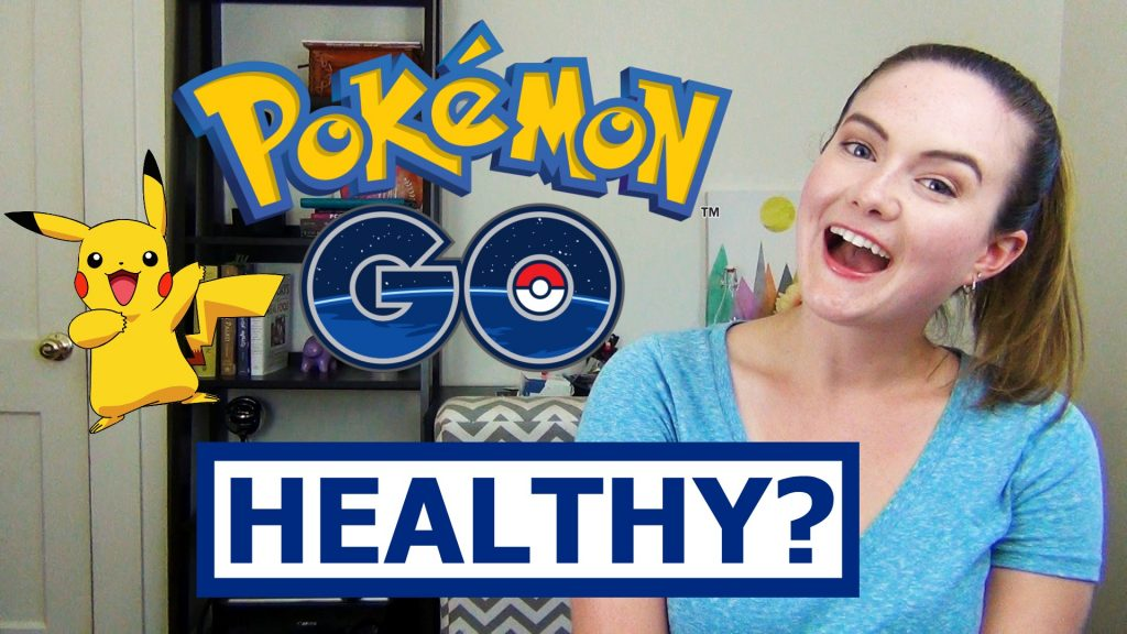 Pokemon Go is lots of fun, but it can also be good for your health!
