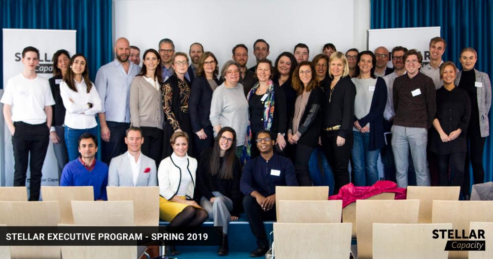 Stellar Executive Program - Spring 2019 - Stellar Capacity
