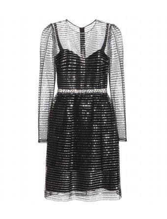 Marc Jacobs Black Sequin Dress.jpg