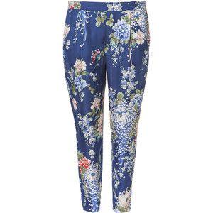 Zara Oriental Floral Trousers.jpg