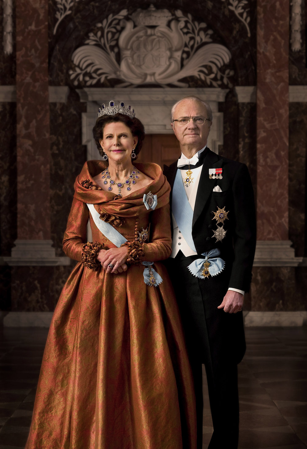 Photo: The Royal Court, Sweden/Bruno Ehrs