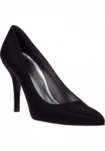 Power pumps by Stuart and Weitzman for Russell and Bromley
