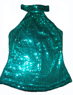 select-green-sequin-halter-neck-top-profile.jpg