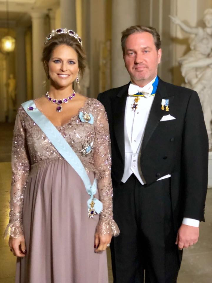 Photo: kungahuset.se/Princess Madeleine Facebook