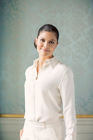 Crown Princess Victoria  - Victoria Ingrid Alice Désirée was born to King Carl Gustaf and Queen Silvia on July 14, 1977. She has two younger siblings: Prince Carl Philip and Princess Madeleine. She has studied extensively in different locations across the globe to prepare her for her future role as Queen of Sweden. Victoria also underwent military training. She met Daniel Westling when he was her personal trainer. They became friends and eventually fell in love. They married on her parents' 34th anniversary on June 19, 2010. They now have two children: Princess Estelle and Prince Oscar. The family lives in Haga Palace.(Photo: Erika Gerdemark, The Royal Court, Sweden)