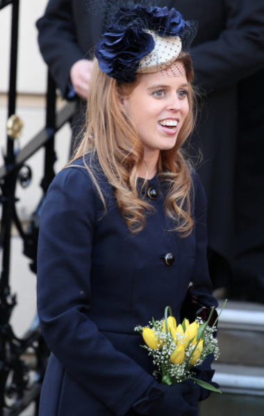 Princess Beatrice - Beatrice Elizabeth Mary was born on August 8, 1988, to Prince Andrew, Duke of York and Sarah, Duchess of York in Portland Hospital, London. She has a younger sister, Princess Eugenie.The seventh in line to the throne studied at Goldsmiths College, graduating in 2011 with a 2:1 in History and History of Ideas.The second granddaughter of Queen Elizabeth and Prince Philip does not carry out public duties for the Royal Family. She does carry out work in the charitable sector like her sister. Photo: City of York Council UK/Flickr
