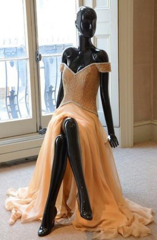 Made into regular dress