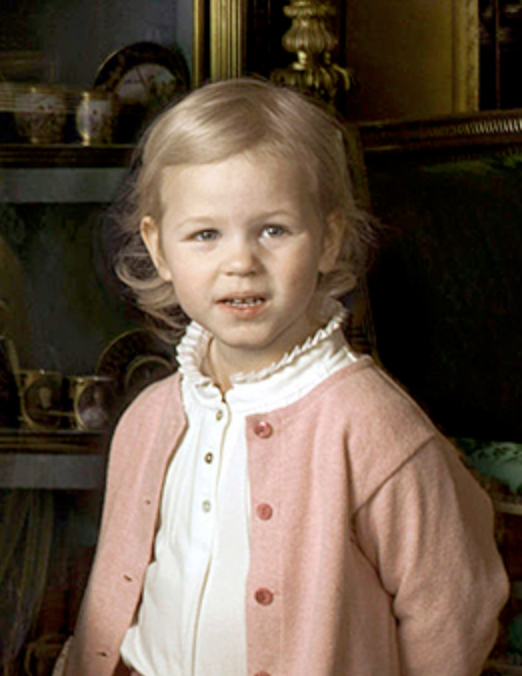 Isla Phillips - Isla is the younger child of Peter and Autumn Phillips. She's the granddaughter of Princess Anne and great-granddaugther of Queen Elizabeth II and Prince Philip. She has an older sister Savannah.Photo: Annie Leibovitz