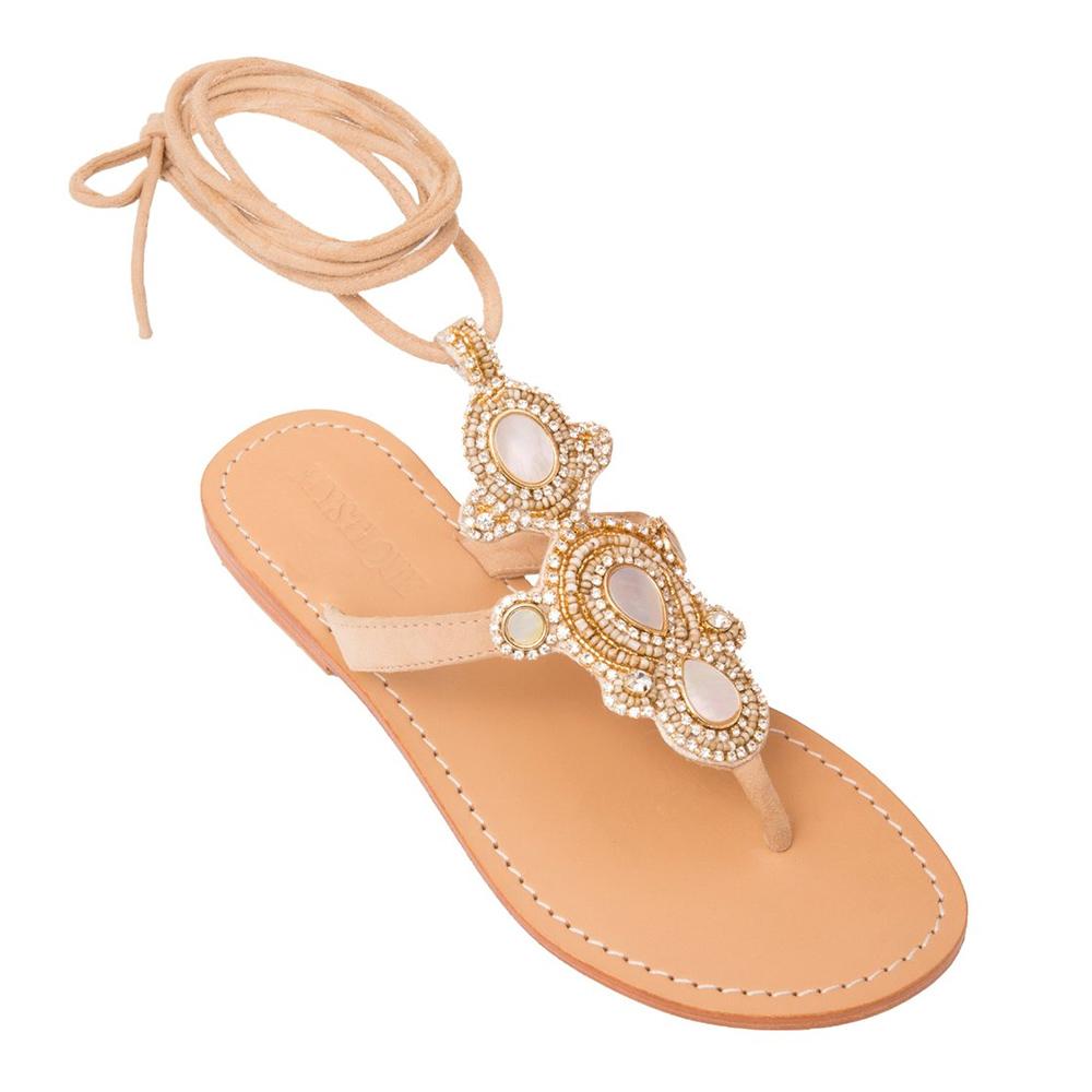 Mystique-Balboa-natural-shell-tie-up-sandals.jpg