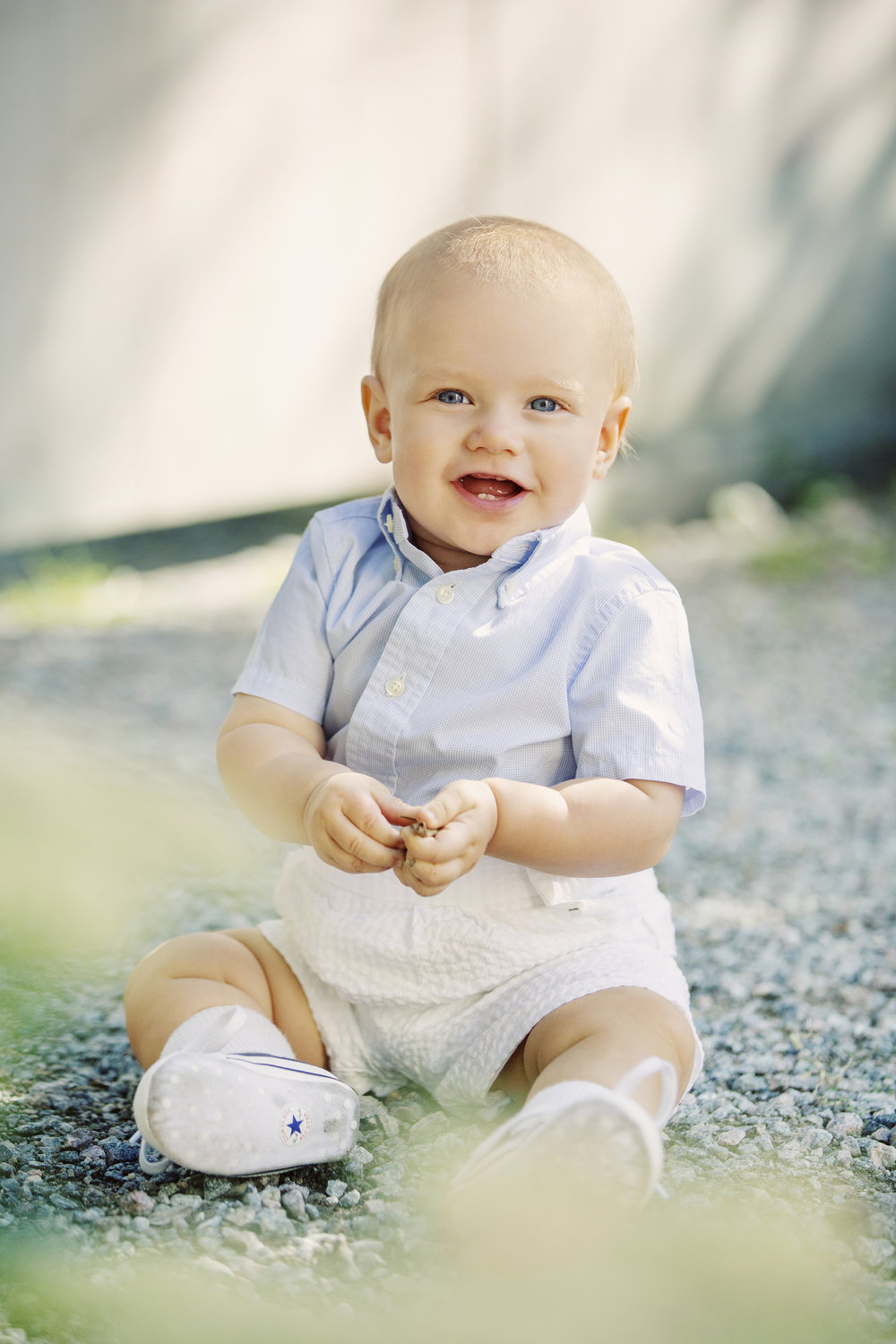 Prince Gabriel - Gabriel Carl Walther was born on 31 August 2017 to Prince Carl Philip and Princess Sofia of Sweden as their second son in Danderyd, Sweden. He has one older brother, Prince Alexander (b. 2016).He is sixth in line to the Swedish throne.Photo: Erika Gerdemark, Kungahuset.se