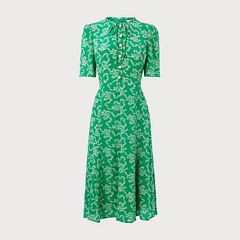 Montana Green Silk Dress.jpg