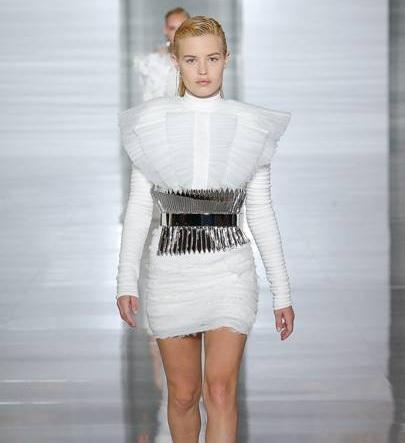 Balmain Dress White SS19 MO.jpg