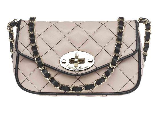 Pretty Ballerinas light black handbag MO.JPG