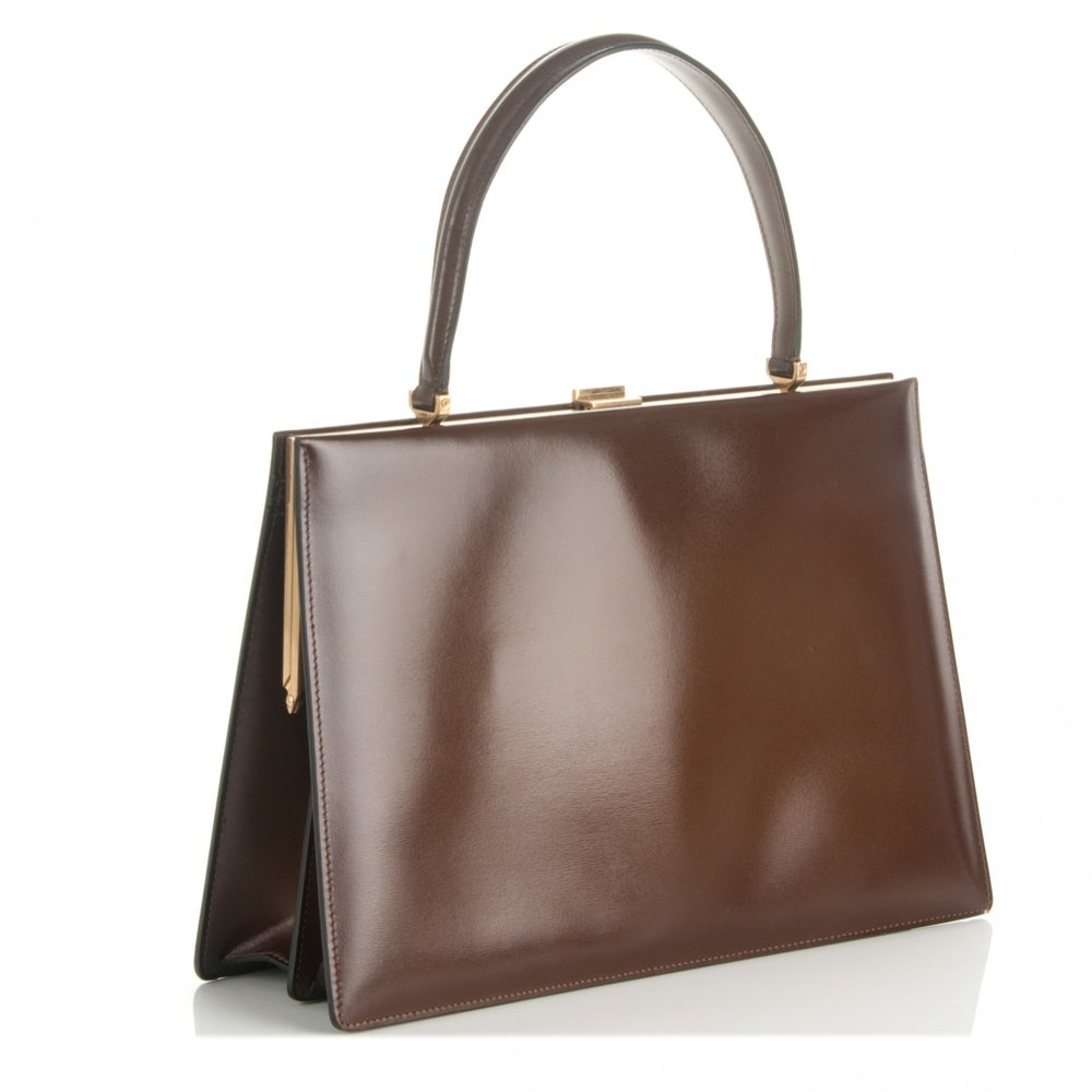 celine-patina-box-calfskin-medium-clasp-bag-camel- 5d9eb7f8c25b4
