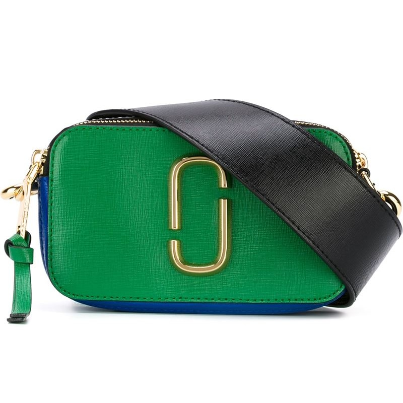 479bbb1fc Marc Jacobs Snapshot Small Camera Bag in Green — UFO No More