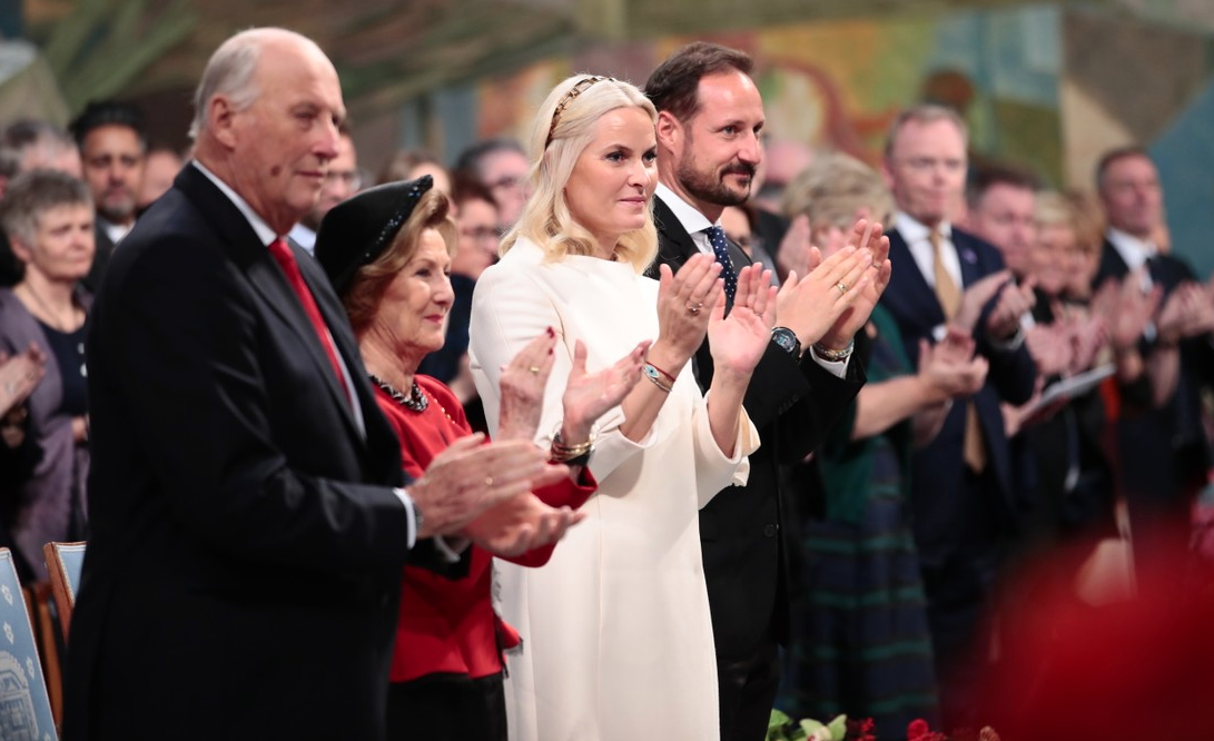 Updated Norwegian Royal Family Attend Nobel Peace Prize Events Ufo No More